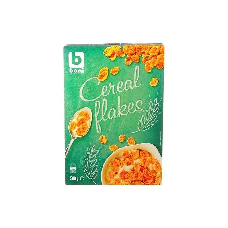 Boni Selection Cereal Flakes 500 gr CHOCKIES chocolat
