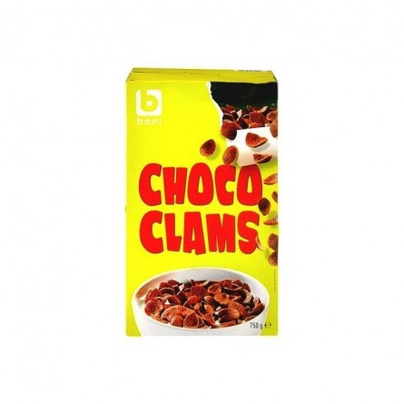 Boni Selection Choco clams 750 gr CHOCKIES chocolat