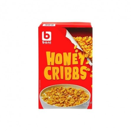 Boni Selection Honey Cribbs 750 gr CHOCKIES miel belge