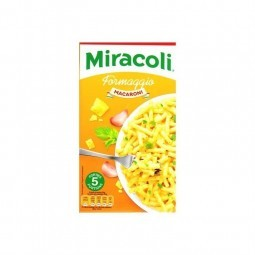 Miracoli macaroni coupé fromage 5 portions 449