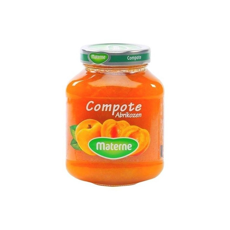 Materne compote abricot 600 gr EPICERIE BELGE CHOCKIES