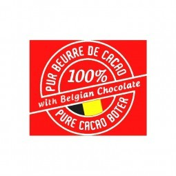 100% beurre cacao