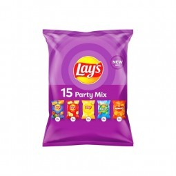 Lay's Party mix 15 packs 396 gr