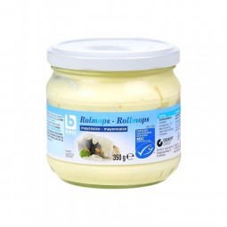 Boni Selection rollmops mayonnaise 350 gr CHOCKIES