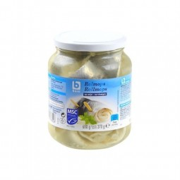 Boni Selection rollmops vinaigre 660 gr CHOCKIES