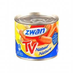 Zwan TV sausage Nature 230 gr