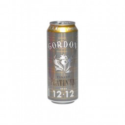 Gordon 12 Finest Platinum 12% 50cl - CHOCKIES Épicerie