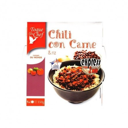 LF/ Toque du Chef Chili con carne 350 gr CHOCKIES