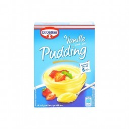 Dr. Oetker pudding vanille poudre 4x 53 gr CHOCKIES