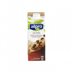 Alpro soya drink Macchiato (brique) 1 L - CHOCKIES