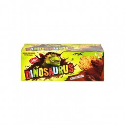 Lotus Dinosaurus dark chocolate biscuits 225 gr BELGE CHOCKIES