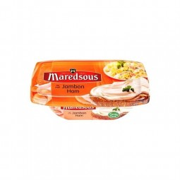 Maredsous double cream with ham 250 gr BELGE CHOCKIES