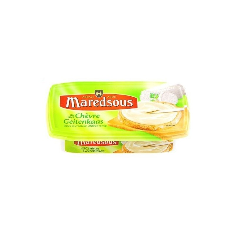 Maredsous goat cheese ravier 200 gr