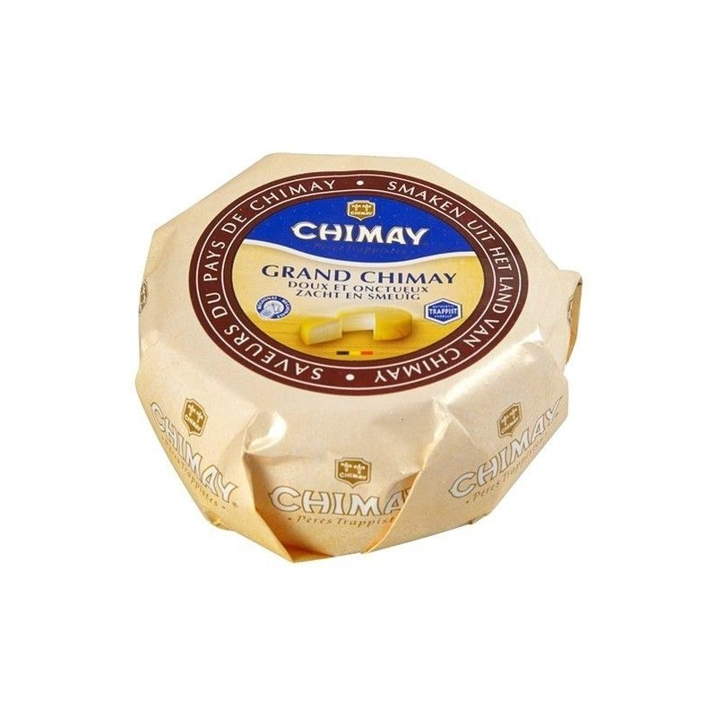 Chimay authentique fromage trappiste 320 gr CHOCKIES