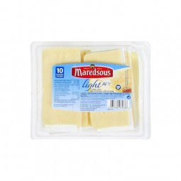 Maredsous fromage light 14% 10 tranches 300 gr CHOCKIES