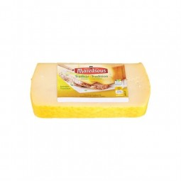 Maredsous fromage nature tranche ± 330 gr CHOCKIES