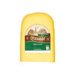 Brugge young gouda rested slice ± 300 gr CHOCKIES