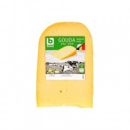 Boni Selection gouda jeune bloc +/- 475 gr CHOCKIES