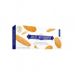 Jules Destrooper Butter Crisp waffles biscuits 175 gr CHOCKIES