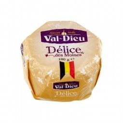 Val-Dieu / Herve monks Delight cheese 180 gr CHOCKIES