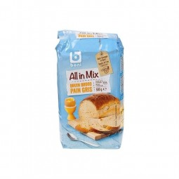 Boni Selection farine All in mix pain gris 500 gr CHOCK