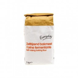 Everyday farine fermentante 1 kg CHOCKIES épicerie belg