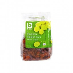 Boni Selection raisins secs nature 250 gr CHOCKIES