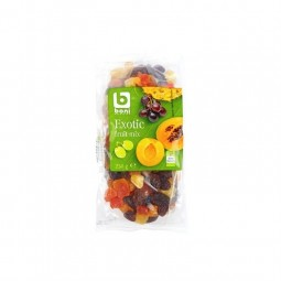 Boni Selection Exotic Mix fruits 250 gr BELGE CHOCKIES