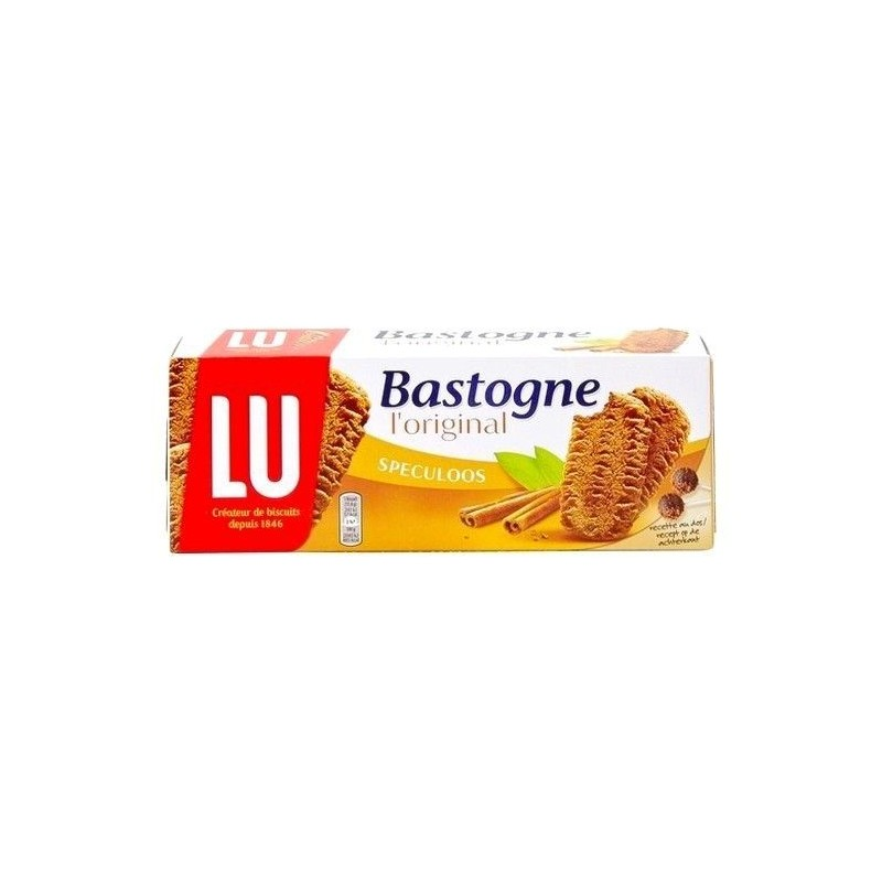 LU Bastogne Original 260 gr CHOCKIES BISCUITS BELGES