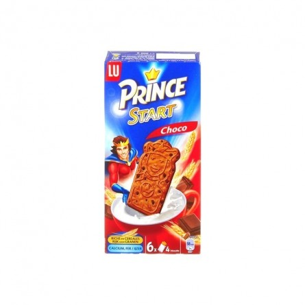 LU Prince Start Chocolate biscuits 300 gr CHOCKIES