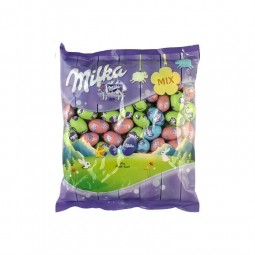 Milka eggs assorted chocolate milk 1 kg