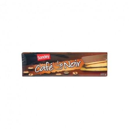 L/ Sondey biscuits black coffee 200 gr CHOCKIES EPICERIE