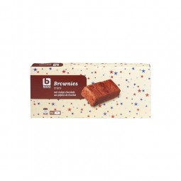 Boni Selection mini Brownies pépites chocolat 270 gr CHOCKIES