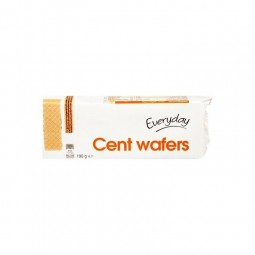 Everyday gaufrettes Cent wafers 190 gr CHOCKIES BELGE