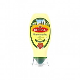 Bertolli mayonnaise olive Top Down 430ml - EPICERIE CHOCKIES