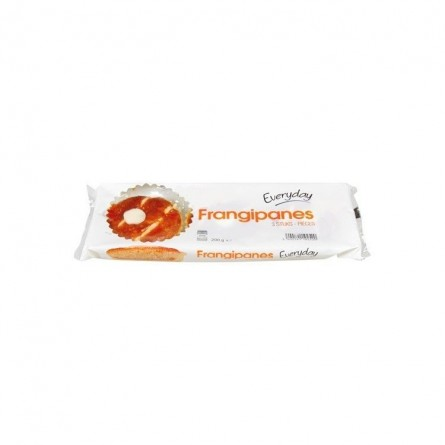 Everyday 3 frangipanes 200 gr CHOCKIES PATISSERIES