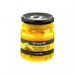 Didden piccalilli grand-mère 470 ml EPICERIE CHOCKIES