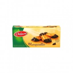 Delacre Marquisettes chocolate biscuits 175 gr CHOCKIES
