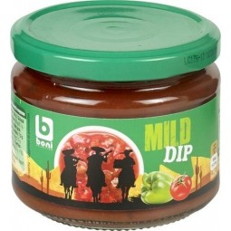 BONI SELECTION mild dip 315gr - EPICERIE BELGE CHOCKIES