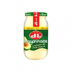 Devos Lemmens mayonnaise huile avocat 300 ml CHOCKIES