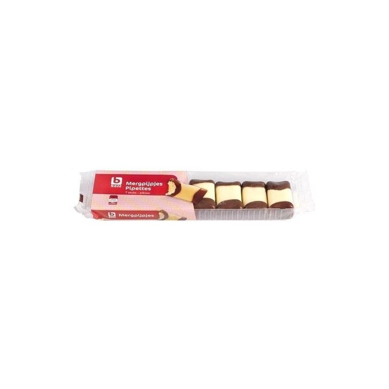 Boni Selection 7 pipettes 200 gr CHOCKIES MASSEPAIN