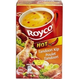 ROYCO World poulet tandoori 20 pièces - BELGE CHOCKIES