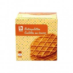 Boni Selection galettes au beurre 250 gr CHOCKIES belge