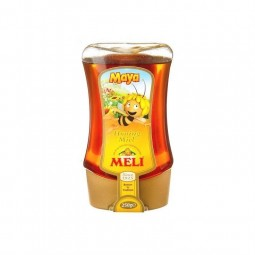 Meli miel Maya l'abeille Top Down 250 gr CHOCKIES belge