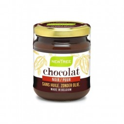 New tree dark chocolate paste (no oil) 250 gr CHOCKIES