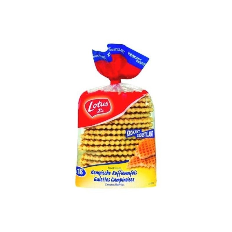 Lotus galettes Campinoises 450 gr CHOCKIES pur beurre