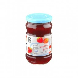 Boni Selection confiture fraise light 330 gr CHOCKIES