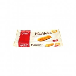 Lotus 16 Madeleines emballage individuel 400 g CHOCKIES