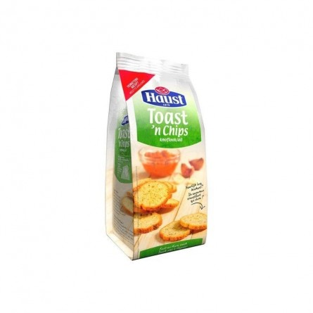 Haust toast chips ail 125 gr CHOCKIES Saveurs Belges