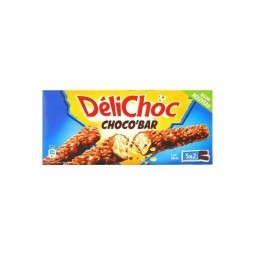 Delacre Délichoc choco'bar 150 gr CHOCKIES biscuit